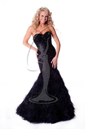 Arkansas - Evening Gown