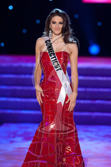 Connecticut - Preliminary Competition Gown