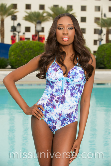 Miss British Virgin Islands 2012