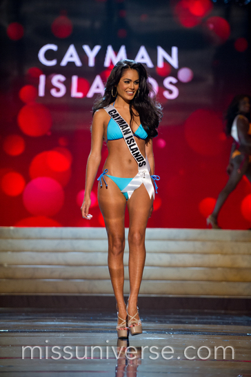 Miss Cayman Islands 2012