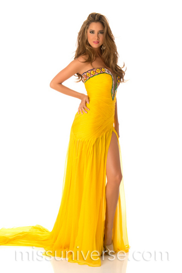 Miss Colombia 2012
