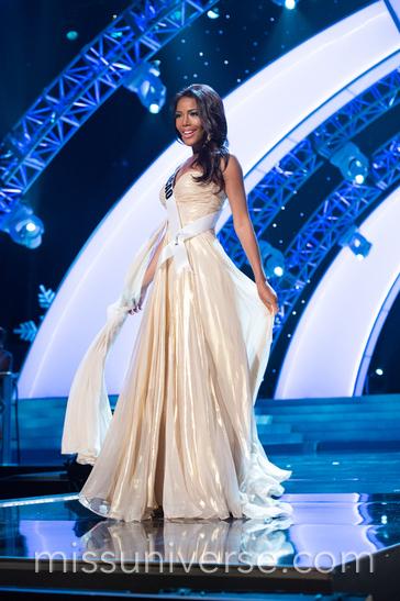 Miss Curacao 2012