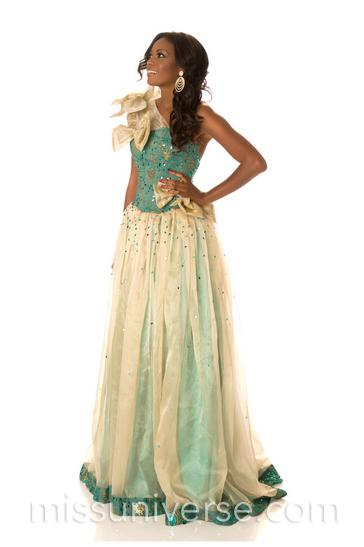 Miss Gabon 2012