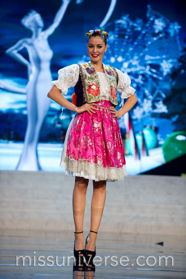 Miss Czech Republic 2012