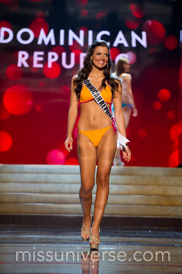 Miss Dominican Republic 2012
