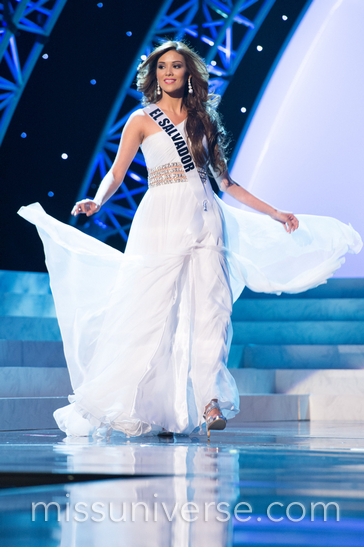 Miss El Salvador 2012