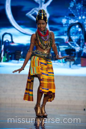 Miss Ghana 2012
