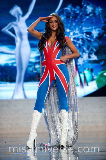 Miss Great Britain 2012