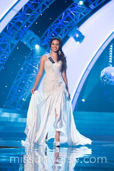 Miss Guam 2012
