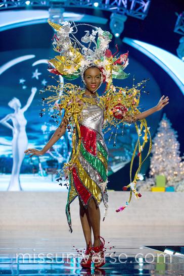 Miss Guyana 2012
