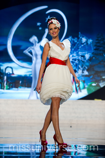 Miss Hungary 2012