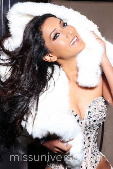 Miss Mauritius 2012