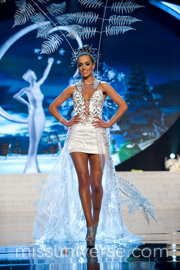 Miss New Zealand 2012