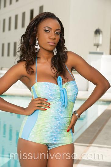 Miss Nigeria 2012