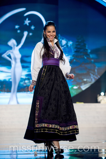 Miss Norway 2012