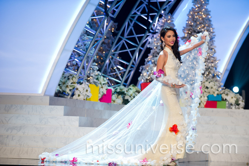 Miss Singapore 2012