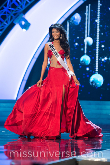 Miss Sri Lanka 2012