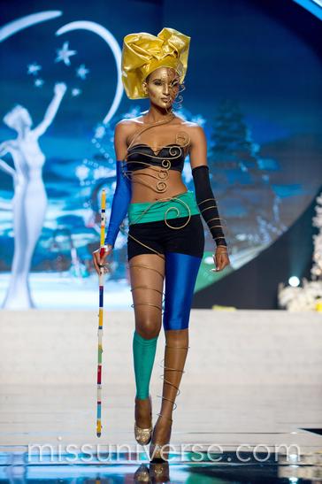 Miss Tanzania 2012