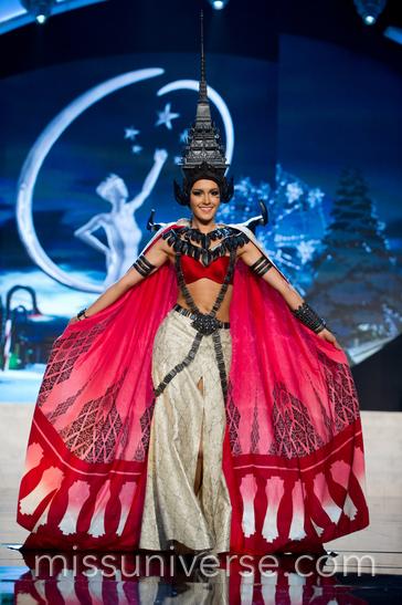Miss Thailand 2012