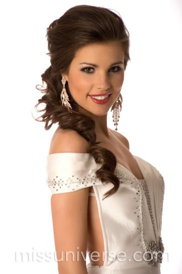 Miss Uruguay 2012
