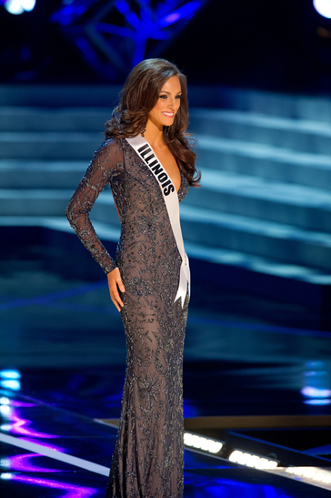 Miss Illinois USA 2013
