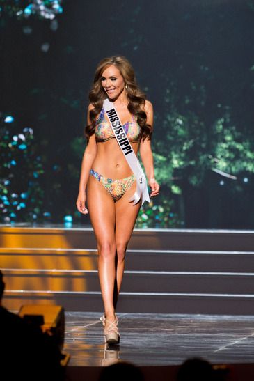 Miss Mississippi USA 2014