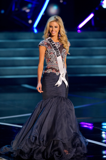 Miss Oklahoma USA 2013
