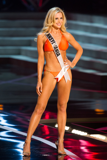 Miss Pennsylvania USA 2013