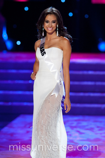 Miss Texas USA 2011