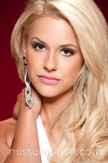Miss Kansas USA 2012