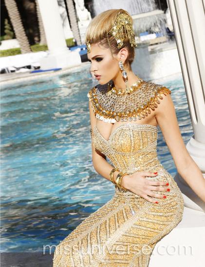 Miss California USA 2012