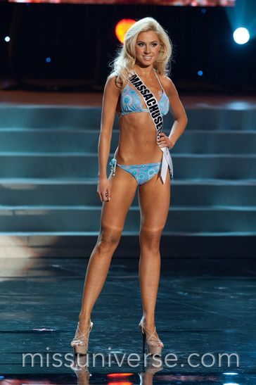 Miss Massachusetts USA 2012