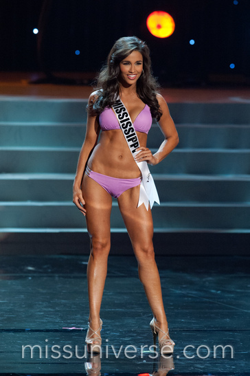Miss Mississippi USA 2012