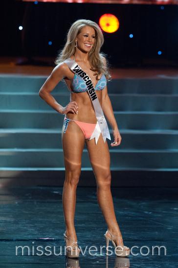 Miss Wisconsin USA 2012