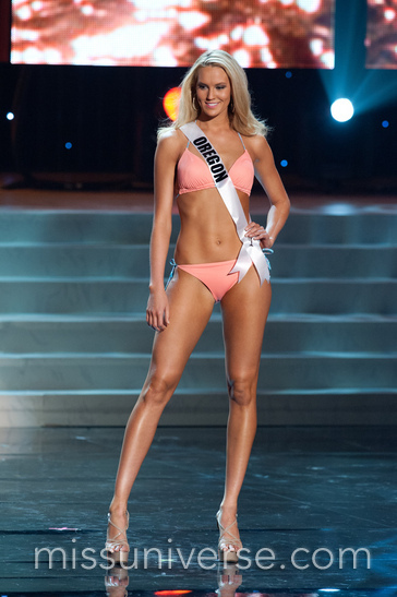 Miss Oregon USA 2012