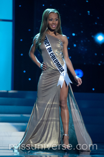Miss District Of Columbia USA 2012