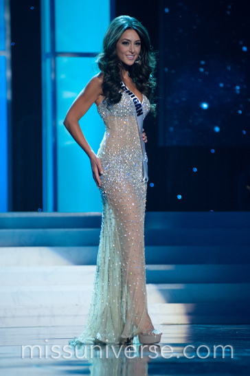 Miss Michigan USA 2012