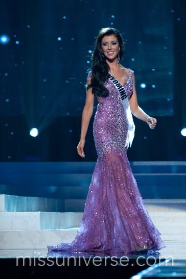 Miss Wyoming USA 2012