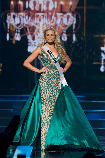 Miss Virginia USA 2014