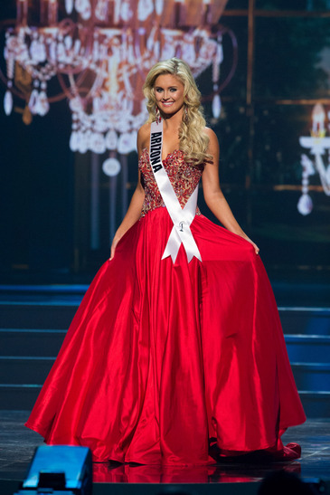 Miss Arizona USA 2014
