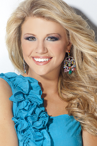 Miss Alabama Teen USA 2012