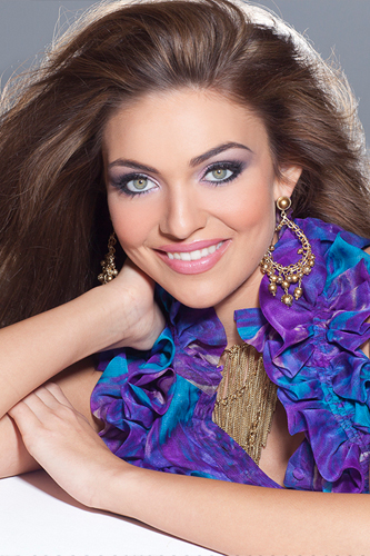 Miss Georgia Teen USA 2012