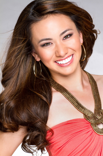 Miss Hawaii Teen USA 2012