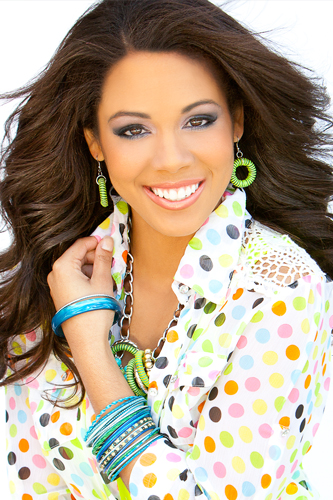 Miss Tennessee Teen USA 2012