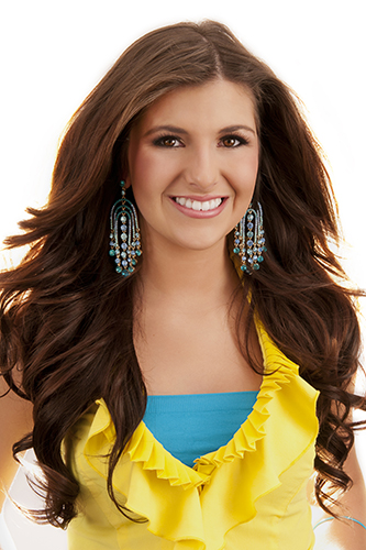 Miss Louisiana Teen USA 2012