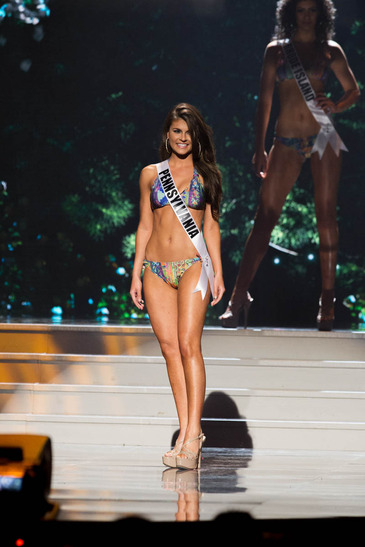 Miss Pennsylvania USA 2014