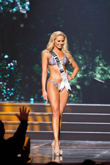 Miss West Virginia USA 2014