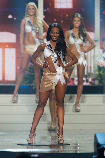 Miss Wisconsin USA 2014