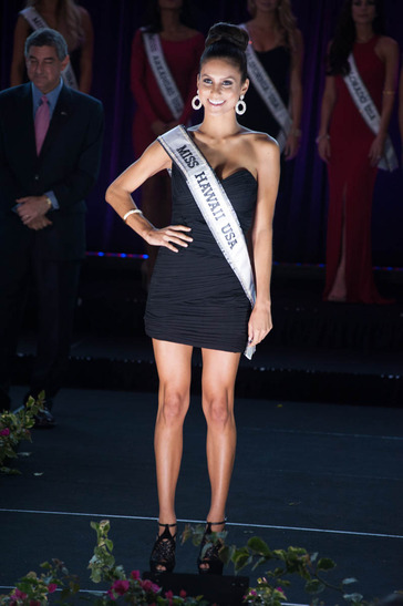 Miss Hawaii USA 2014