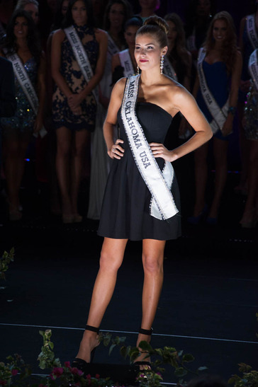 Miss Oklahoma USA 2014
